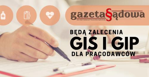 Szumowski: będzie zalecenie GIS iPIP dla zakładów pracy ws. środków bezpieczeństwa wz. zkoronawirusem